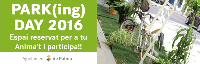 Parking Day 2016