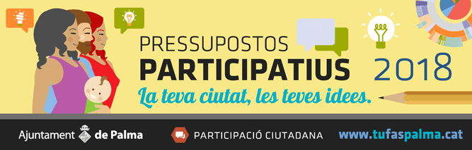 Pressuposts participatius 2018 This link will open in a new window