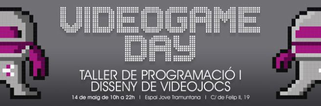 Videogame Day - 14 maig 2016